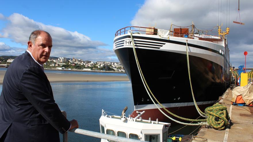 Álvaro Platero seguirá al frente de la agrupación de astilleros y Laudelino Alperi repite en el consejo