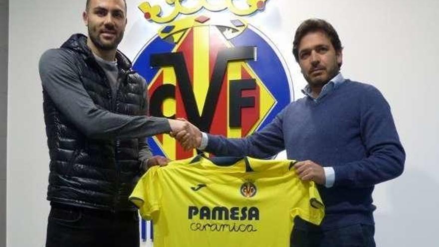 El Villarreal contrata a Vicente Iborra por cuatro temporadas y media