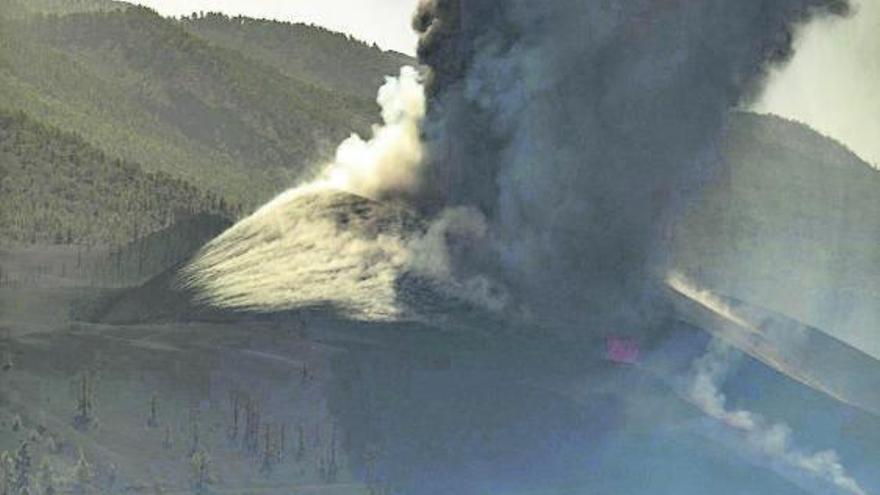 Los terremotos en La Palma aumentan por la irrupción de magma más profundo