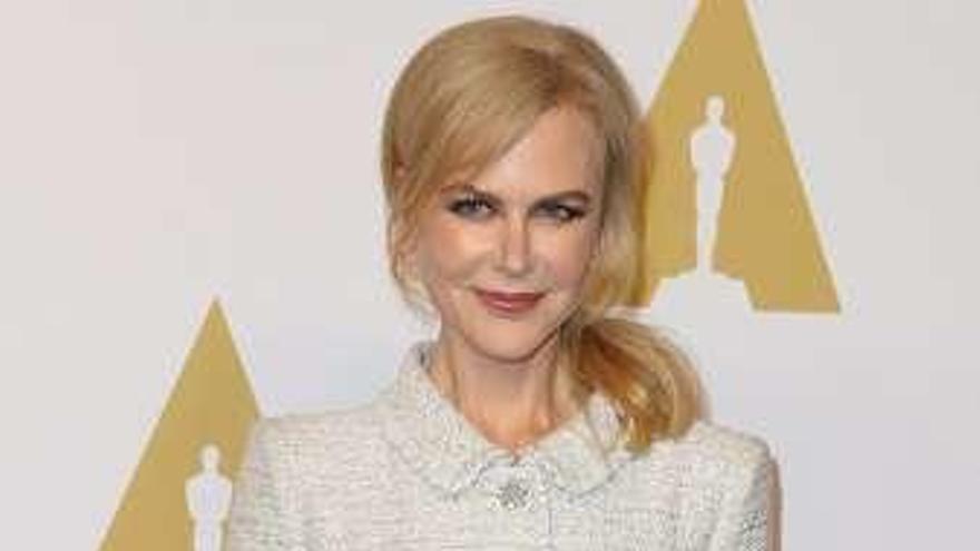 Nicole Kidman estuvo a punto de ser Kravitz