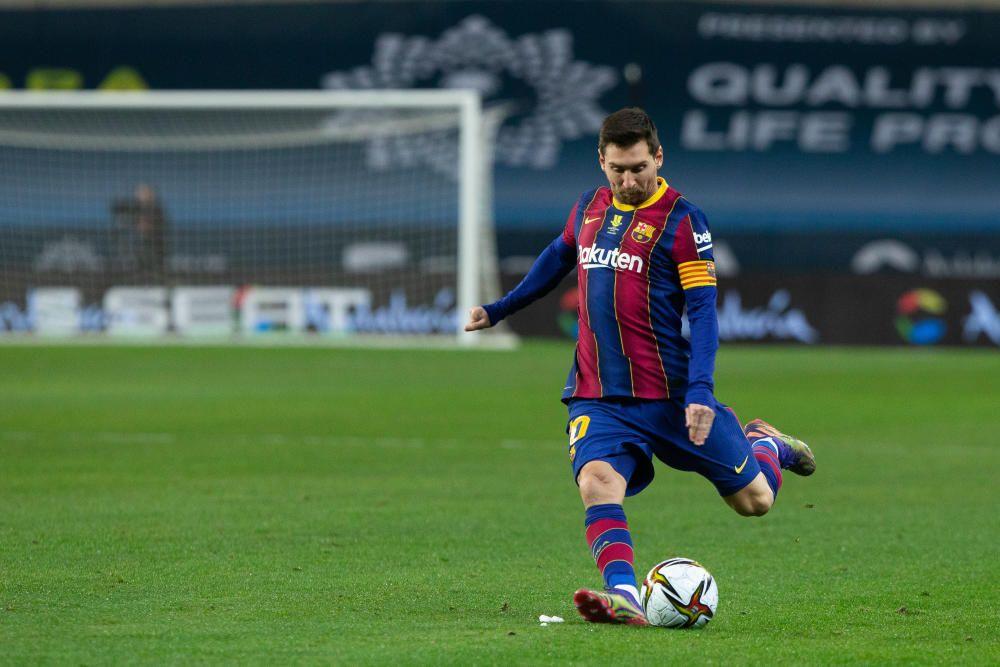 La Supercopa en imatges: Barça - Athletic