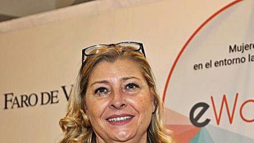 Lina Solla, postulada como presidenta del Consello Regulador Mexillón de Galicia