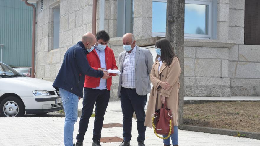 Pazos ahorrará 26.000 euros al año con la mejora de su red de alumbrado público