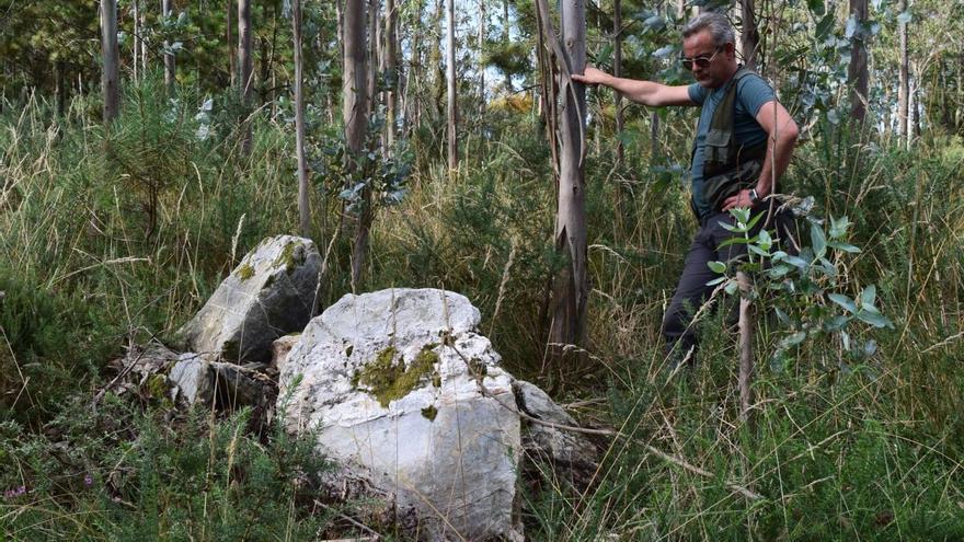 Descubren dos nuevos yacimientos arqueológicos en Galicia