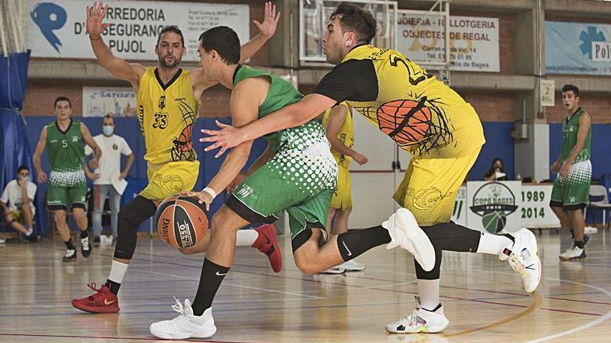 La Copa Bages de bàsquet arrenca aquest diumenge a Sant Fruitós