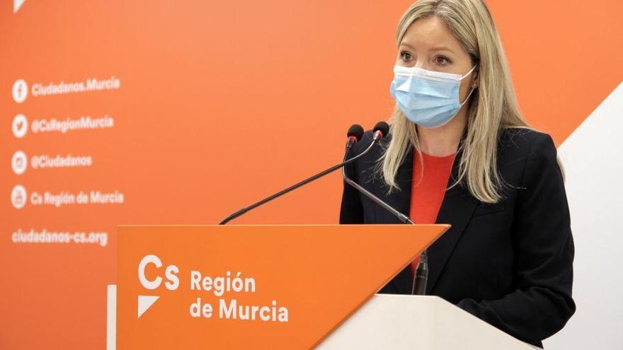 Cs pide cesar a los altos cargos de la consejería y el SMS cuando se controle la pandemia