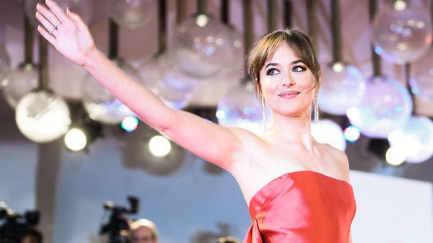 Dakota Johnson desvela por qué necesitó terapia tras rodar 'Suspiria'