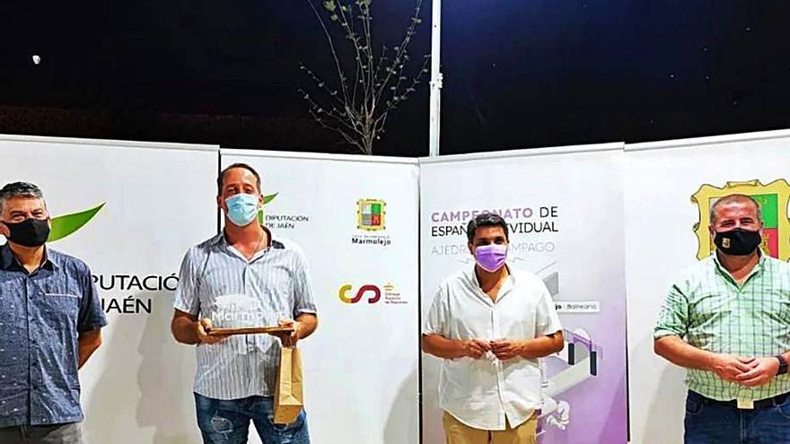 Paco Vallejo gana el Torneo de España de ajedrez 'relámpago'