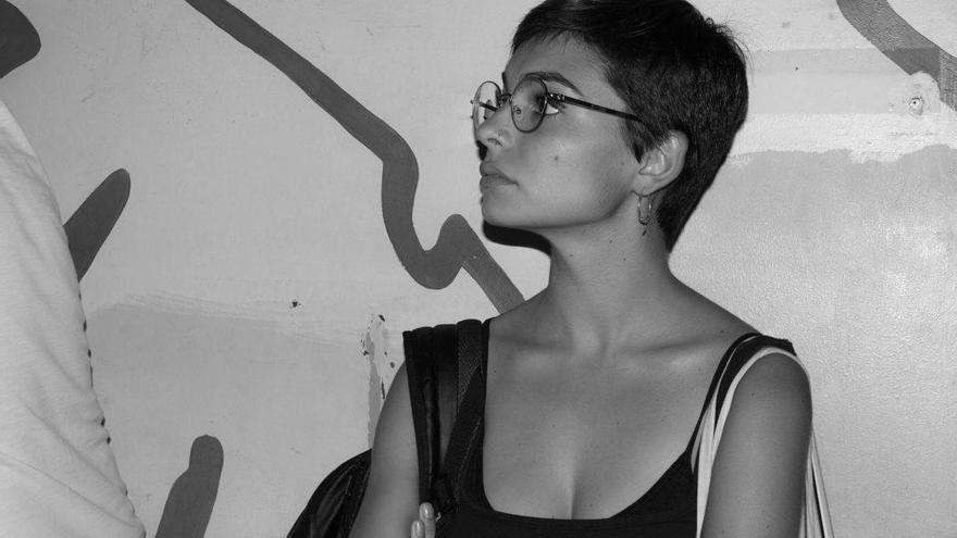 Andrea Abreu: En las faldas del volcán