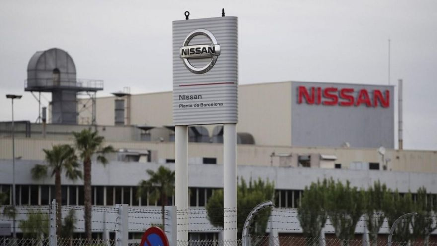 Nissan cierra sus plantas de Barcelona