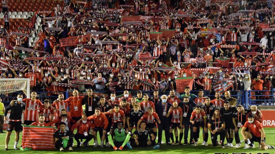 El Zamora CF, un equipo de pueblo