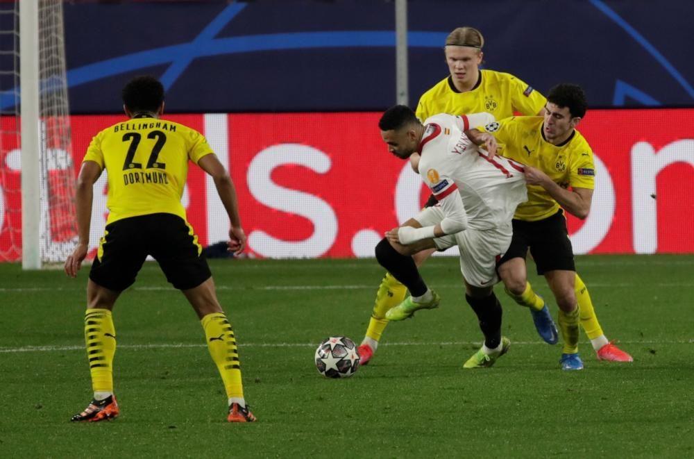 Champions League | Sevilla - Dortmund