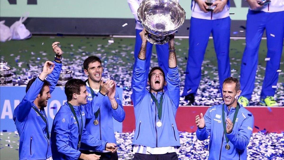 Sorteada la nueva Copa Davis de la promotora de Piqué
