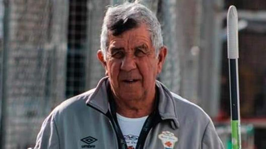 El fútbol mallorquín llora la muerte de Joaquín Serrano