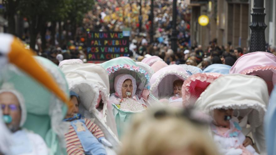 """Oviedo da casi por perdido el Carnaval de este año: """"Si lo hay, será muy austero"""""""