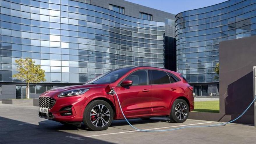 Ford Kuga 2019, revolució elèctrica