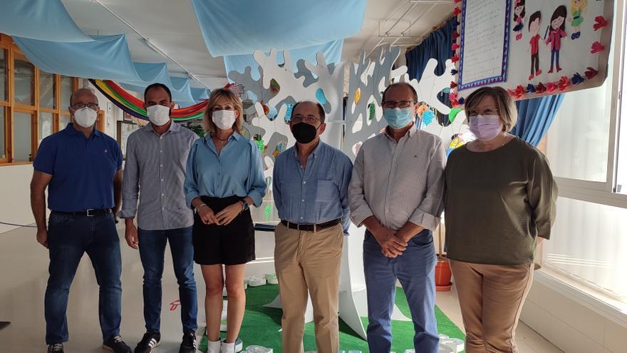 Educación bioclimatizará los centros escolares de Doña Mencía