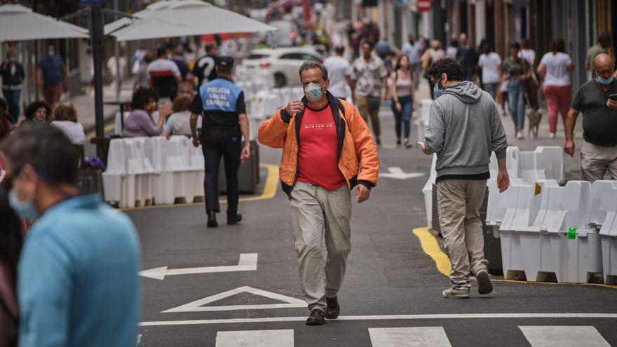 Sanidad constata 113 brotes en la última semana en Canarias
