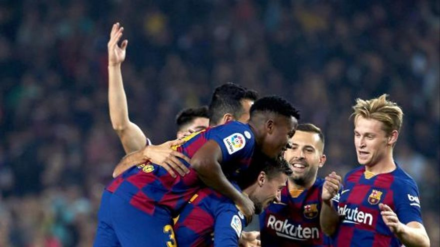 LaLiga Santander: Barcelona-Valladolid