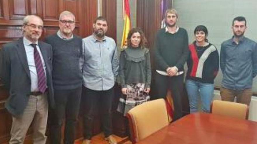 Politiker und Anwohner wollen illegale Motorradrennen auf Mallorca bekämpfen