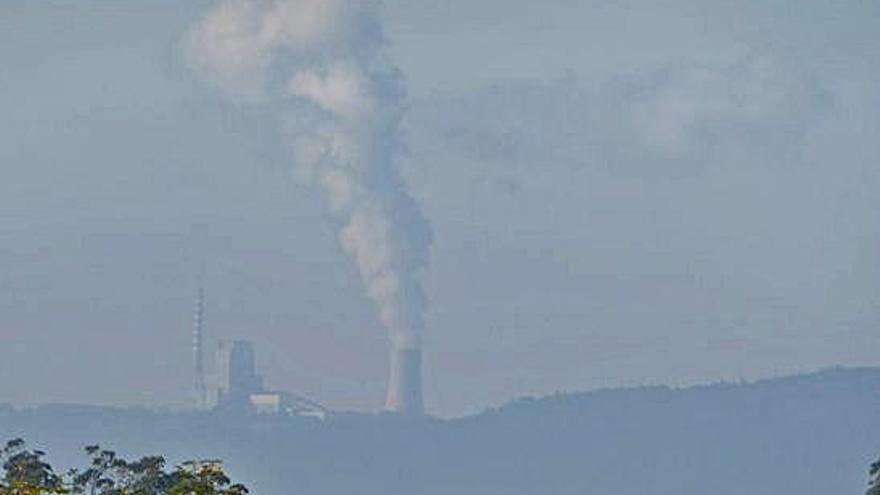 Naturgy presenta al trámite ambiental el plan de desmantelamiento de Meirama