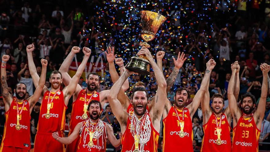 Llega una serie sobre los 20 últimos años de la selección española de baloncesto