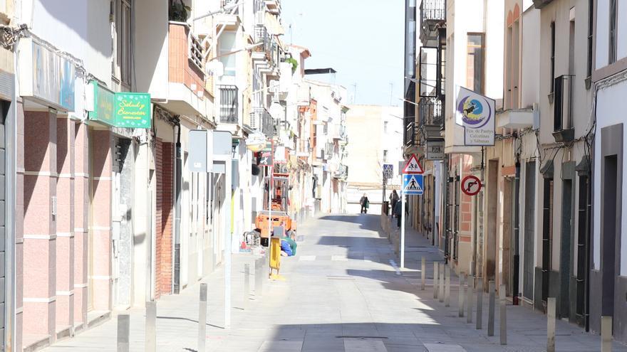 Luz verde inicial al derribo para hacer el nuevo parking de Villanueva de la Serena