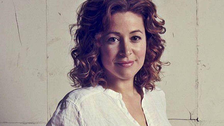 Almudena Alberca, primera mujer Master of Wine de España.