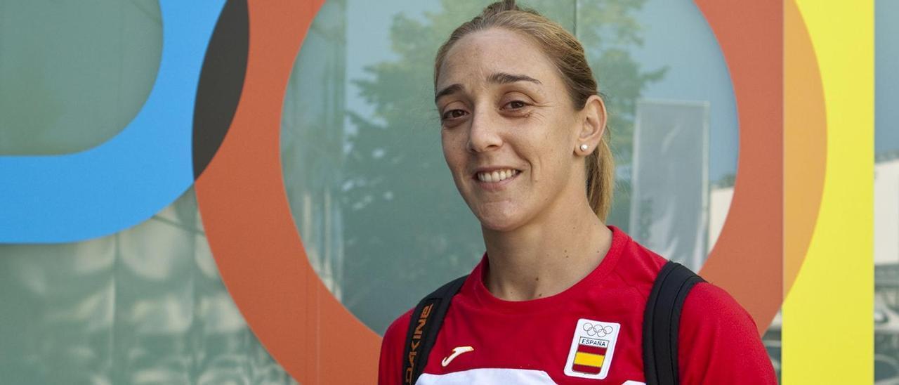 Berta García, seleccionador de los equipos de Asturias de Seven sub-18 y sub-16