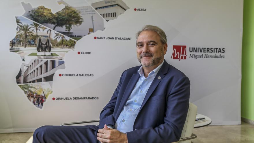 """""""La UMH es una de las Universidades más avanzadas en digitalización"""""""