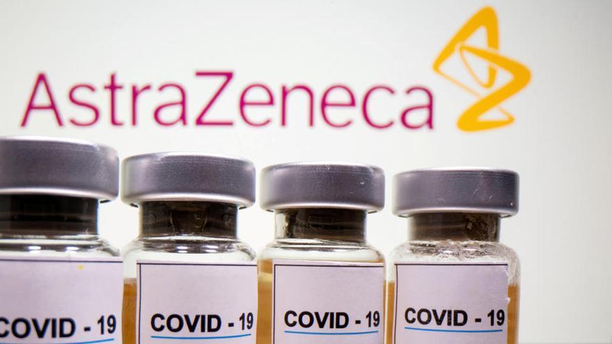 Alemania afirma que la vacuna de AstraZeneca no protege a los mayores de 65 años
