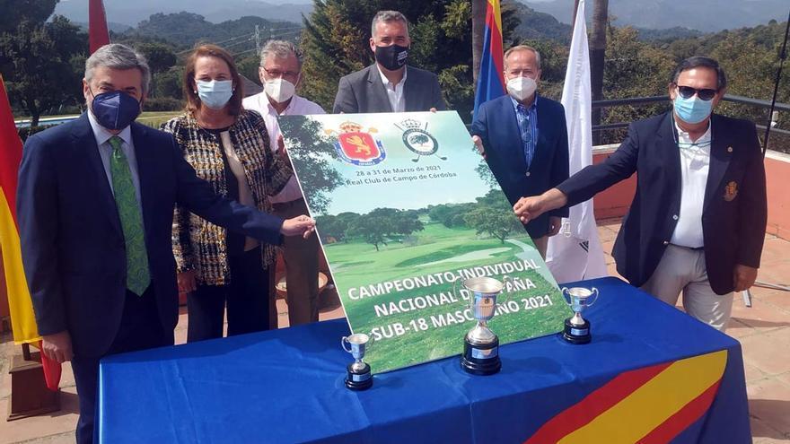 Los mejores golfistas jóvenes compiten en Córdoba