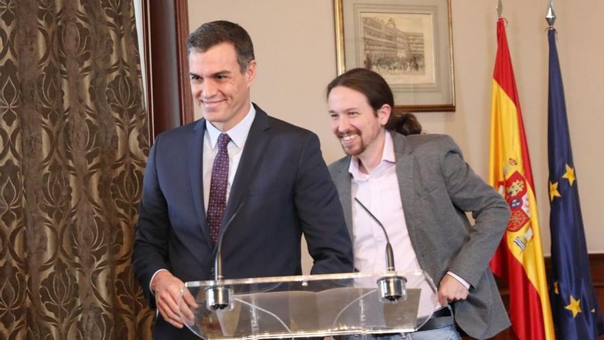 Iglesias viajará con Sánchez a la cumbre de Marruecos