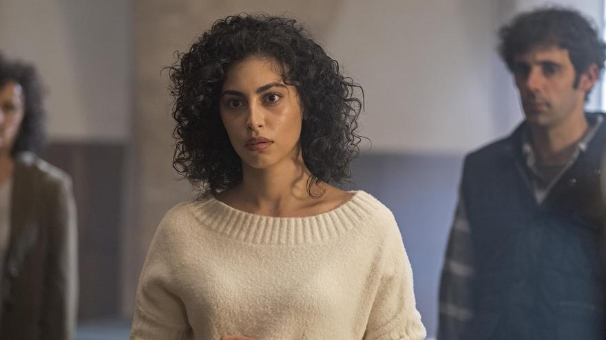 """Mina El Hammani: """"'Las Cumbres' es una historia muy diferente a 'El Internado'"""""""