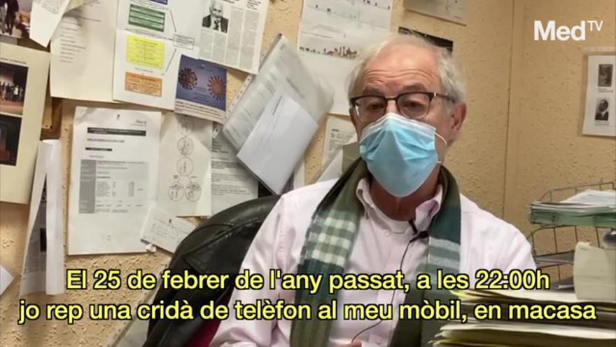 Juan Bellido. Un año de la era covid en Castellón