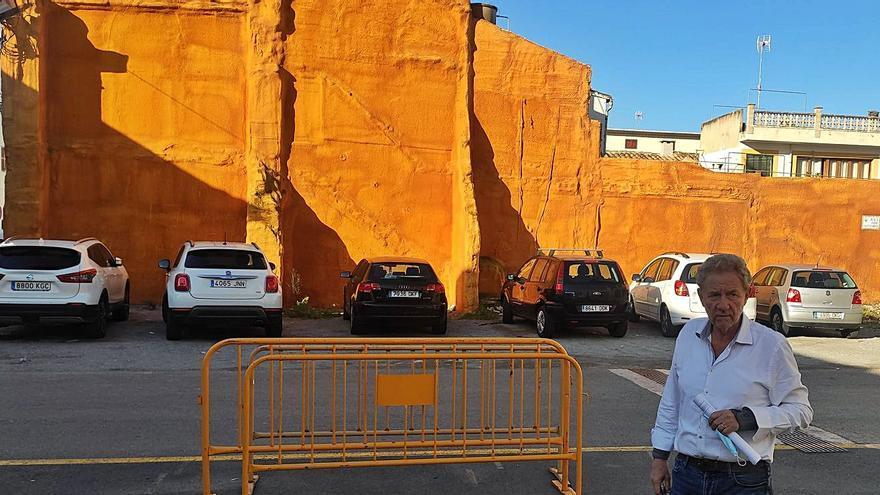 Las obras del memorial en la Plaça des Quesito arrancarán en breve