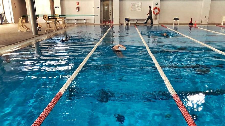 Abonados a las piscinas del IME denuncian su discriminación por no poder ir a nadar