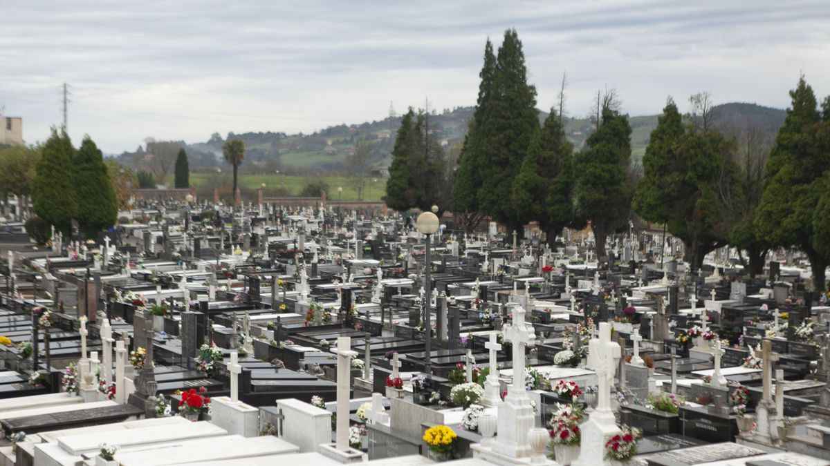 Cementerio de Oviedo