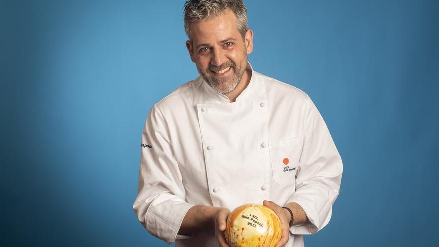 El restaurante Miguel González, con una Estrella Michelín, logra un 'Sol Repsol'