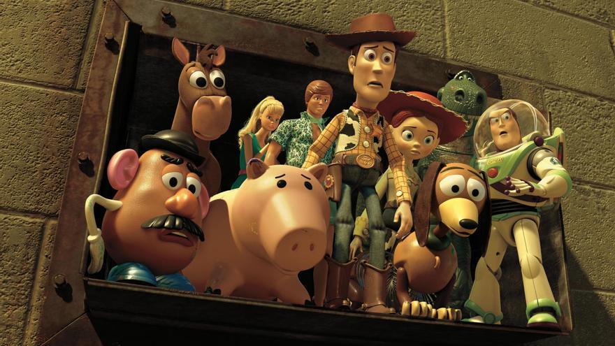 'Toy Story', 25 años de los juguetes que revolucionaron la animación