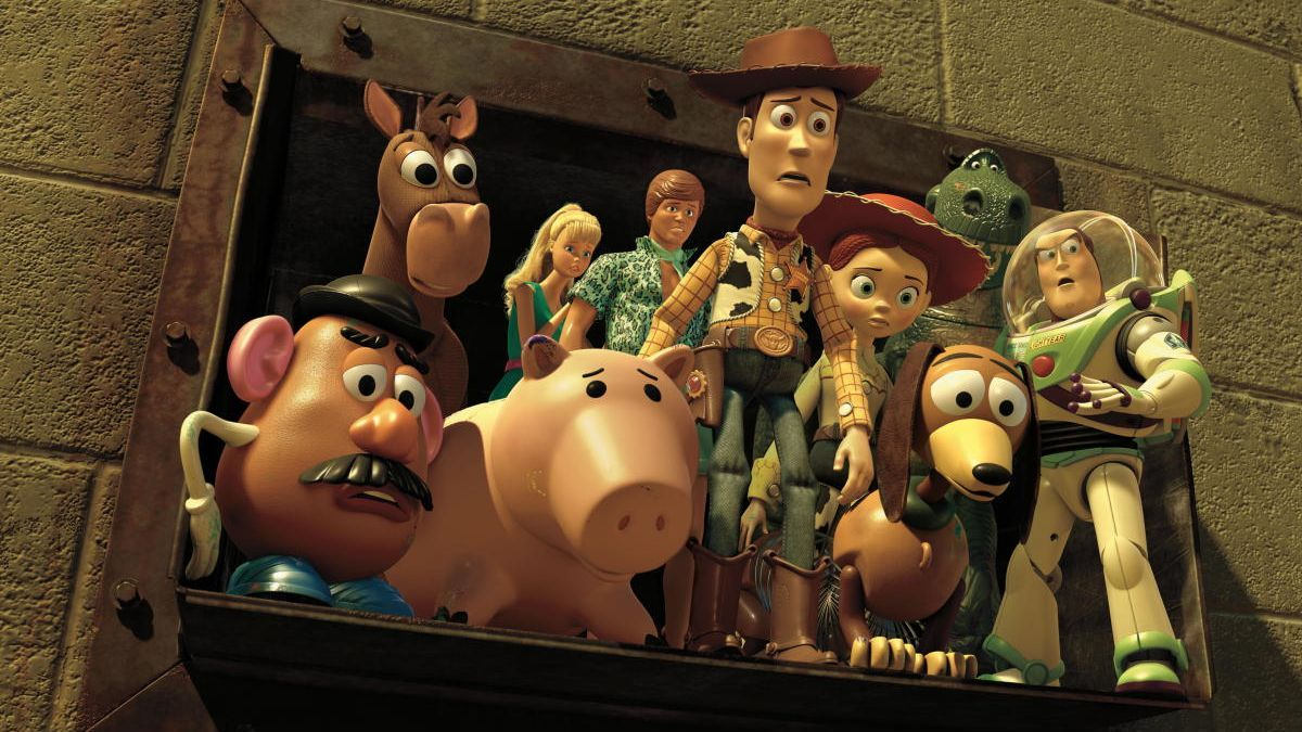 Una imagen de la película 'Toy Story 3'.