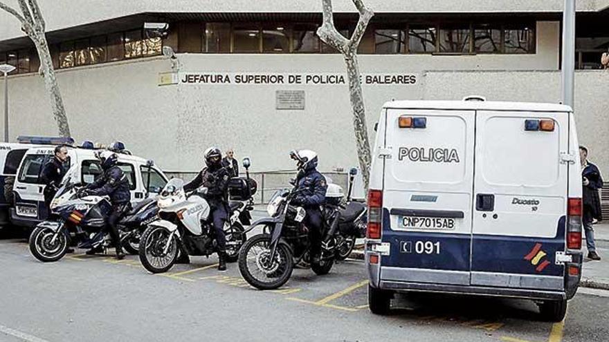 El acusado de abusar de una anciana en La Bonanova confiesa tras ser detenido