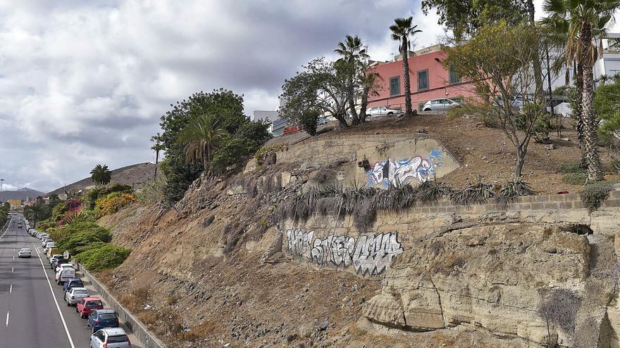 Arranca el plan de rehabilitación de los Riscos con mejoras en muros y calles