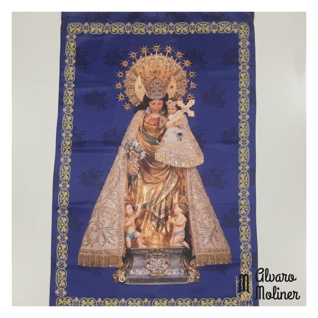 """La línea """"Virgen de los Desamparados"""" en la indumentaria"""