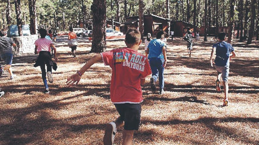 Juventud colabora en la protección sanitaria en los campamentos de verano