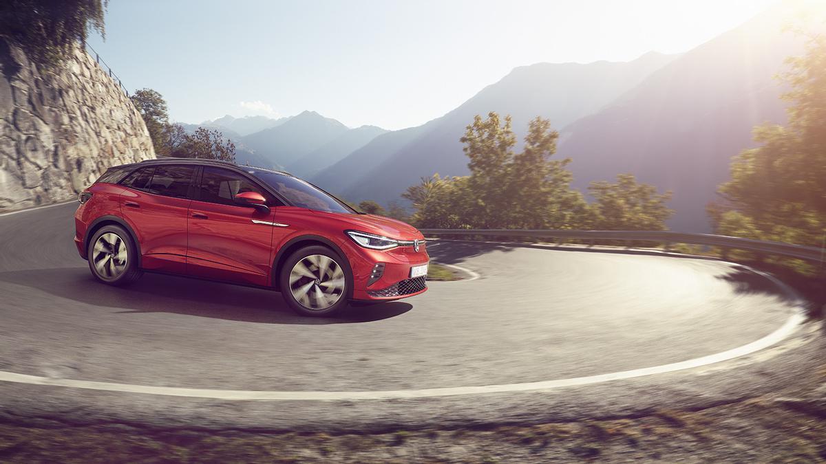 Volkswagen ID. 4 GTX, así transporta la marca la filosofía GTI a la electrificación