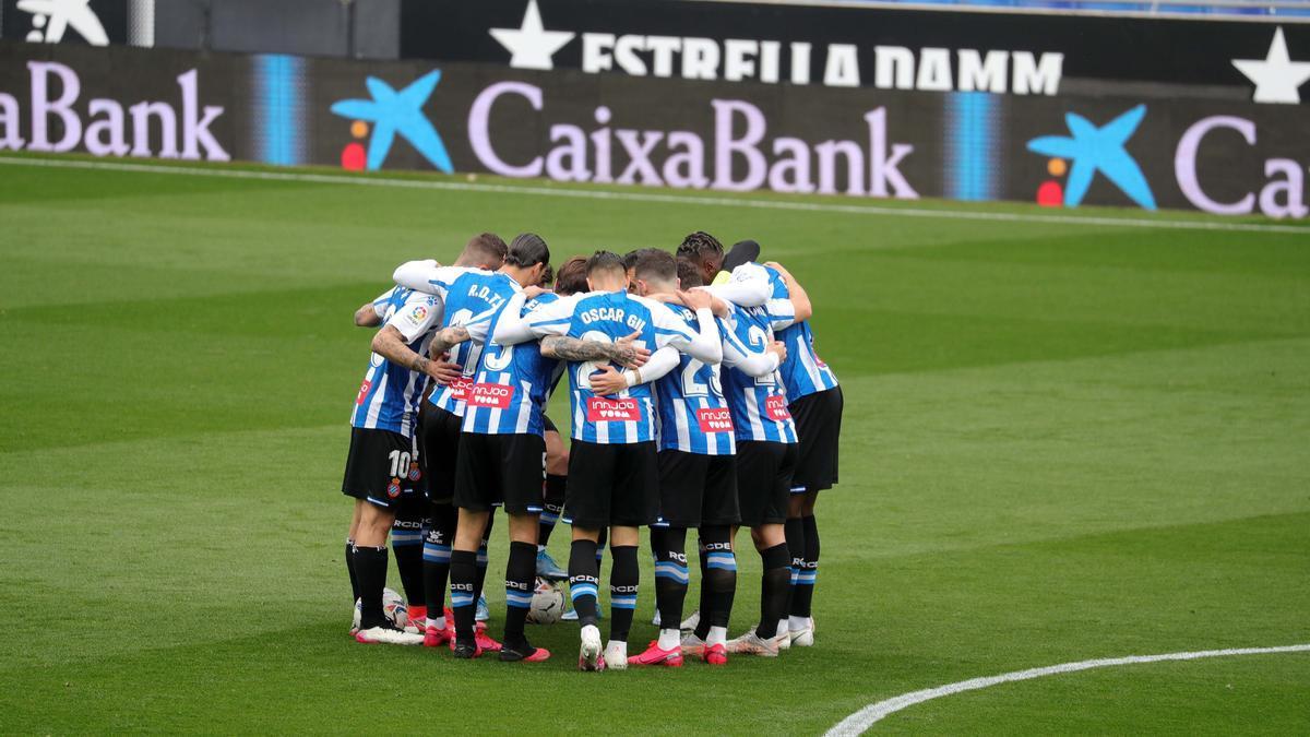 El Espanyol se mide al Málaga.