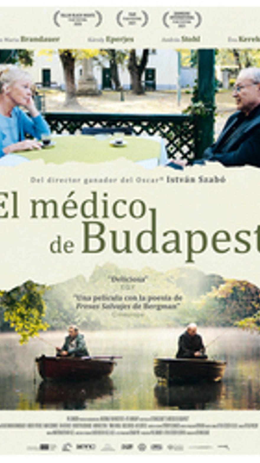 El médico de Budapest