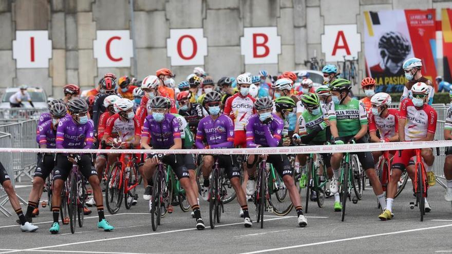 Sigue en directo la etapa de hoy de la Vuelta: Irún - Arrate