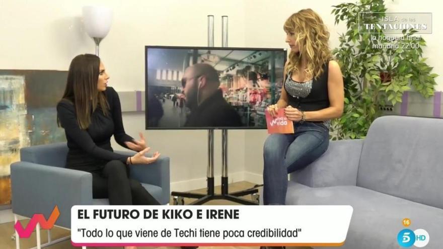El zasca de Emma García a una colaboradora de Viva la Vida más aplaudido por la audiencia
